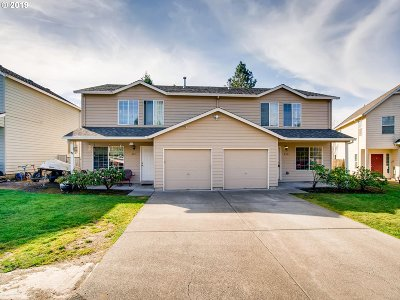 Newberg, Dundee, Mcminnville, Lafayette Multi Family Home For Sale: 631 N Grant St