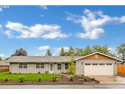 Wilsonville, Canby, Aurora Single Family Home For Sale: 325 SW 7th Ave