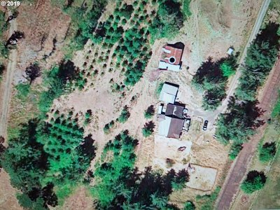 Willamina Single Family Home For Sale: 22621 Business 18 Hwy