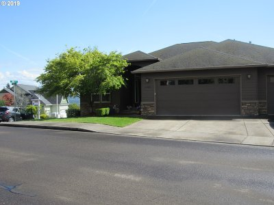 Washougal Single Family Home For Sale: 3582 St