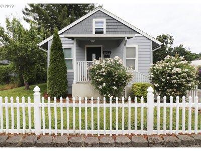 Oregon City Single Family Home For Sale: 1512 Polk St