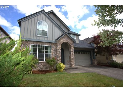 Forest Grove Single Family Home For Sale: 1137 34th Pl