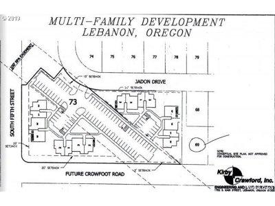 Lebanon Residential Lots & Land For Sale: 344 W Jadon Dr