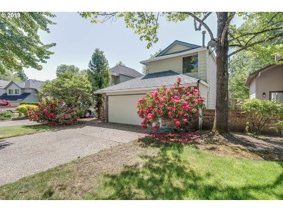 Beaverton Single Family Home For Sale: 13360 SW Gallop Ct