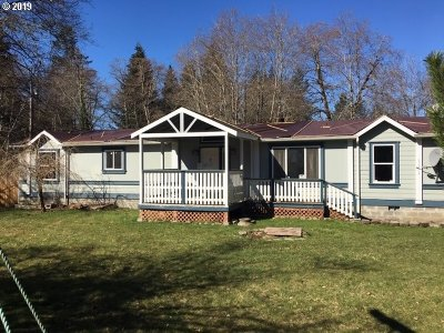 Seaside Single Family Home For Sale: 82378 Vinemaple Rd