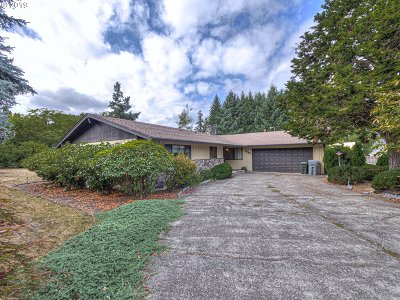 Canby Single Family Home For Sale: 1045 N Redwood St