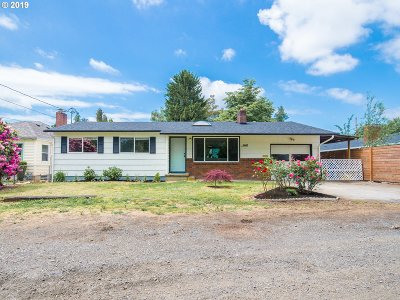 Portland Single Family Home For Sale: 2601 NE 107th Ave