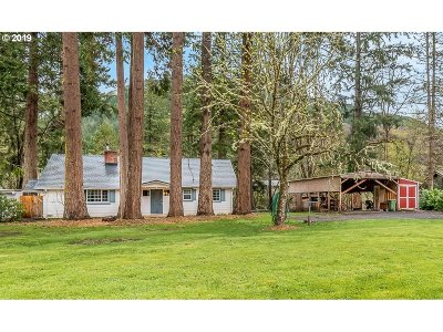 Single Family Home For Sale: 75653 Wicks Rd