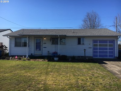 Woodburn Single Family Home For Sale: 1721 Sallal Rd
