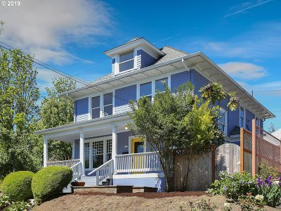 Single Family Home For Sale: 1305 SE Main St