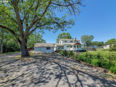 Winston Single Family Home For Sale: 1797 Winston Section Rd