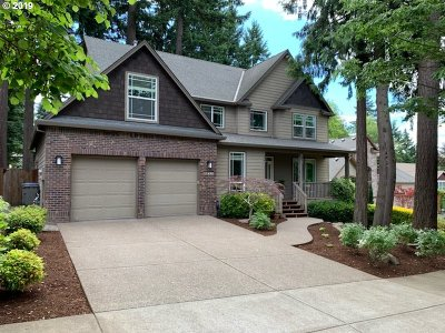 Tigard Single Family Home For Sale: 11490 SW Gallo Ave