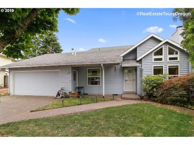 Beaverton Single Family Home Bumpable Buyer: 11735 SW Crater Loop