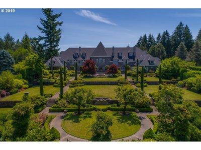 Salem Single Family Home For Sale: 3705 Ballyntyne Rd