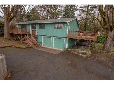Happy Valley Single Family Home Pending: 11070 SE 92nd Ct