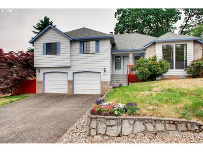 Happy Valley Single Family Home For Sale: 12565 SE 132nd Ave