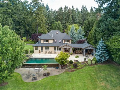 Clackamas County Single Family Home For Sale: 30719 SW Peach Cove Rd