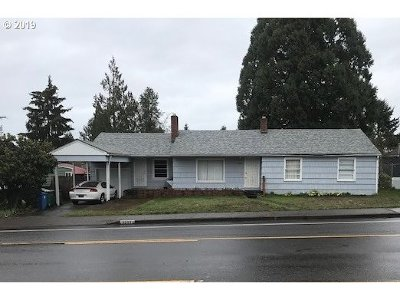 Eugene Single Family Home For Sale: 3251 W 18th Ave
