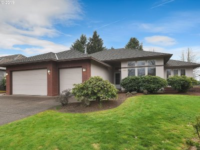 Wilsonville Single Family Home For Sale: 7620 SW Fairway Dr