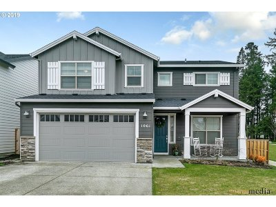 Forest Grove Single Family Home For Sale: 1061 Vista Oaks Dr