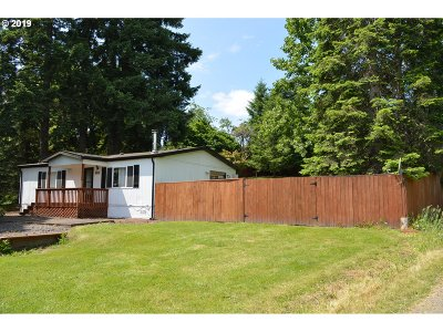 Gaston Single Family Home For Sale: 26551 Highway 47