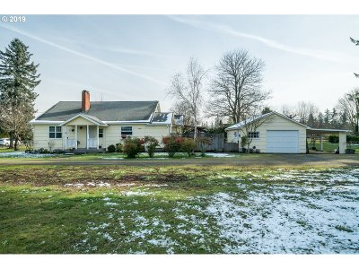 Single Family Home For Sale: 25540 SE Highway 224