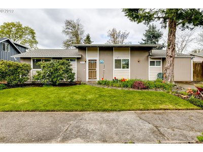 Eugene Single Family Home For Sale: 1060 Randall St