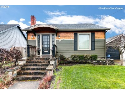 McMinnville Single Family Home For Sale: 728 NE 8th St
