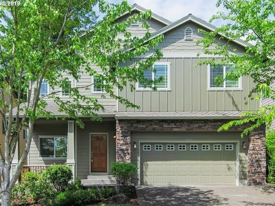 Beaverton Single Family Home For Sale: 14455 NW Pioneer Park Way