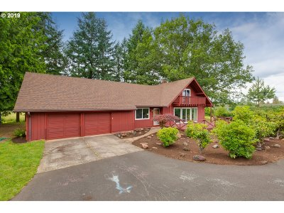 Oregon City, Beavercreek Single Family Home For Sale: 19445 S Nelson Ln