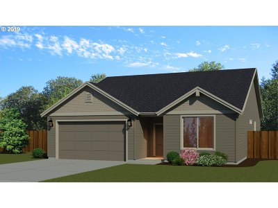 Single Family Home For Sale: 1319 NE 11th Ave #LOT47