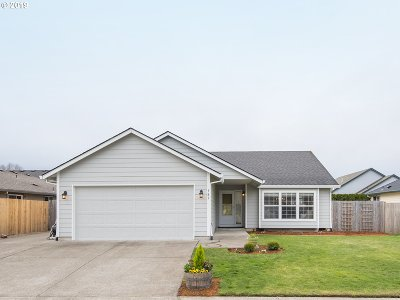 Canby Single Family Home Pending: 387 SE 7th Ave