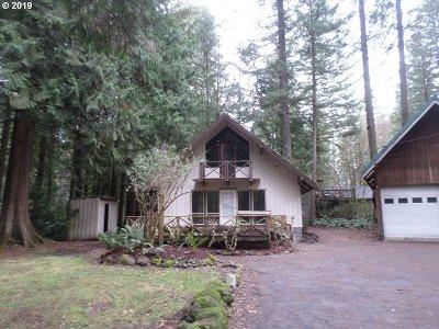 Clackamas County Single Family Home For Sale: 23898 E Sampson Ave