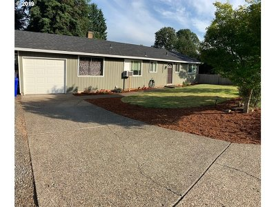 Oregon City Single Family Home For Sale: 19822 Jessie Ave