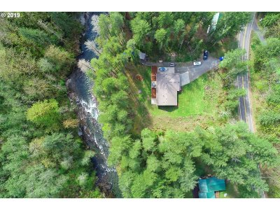 Yacolt Single Family Home For Sale: 38301 NE Sunset Falls Rd