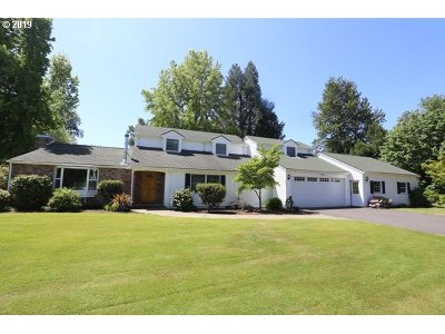 Springfield Single Family Home Bumpable Buyer: 88428 Partridge Ln