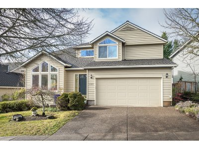 Beaverton Single Family Home For Sale: 11271 SW Pintail Loop