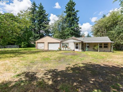 Portland Single Family Home For Sale: 5535 SE 120th Ave