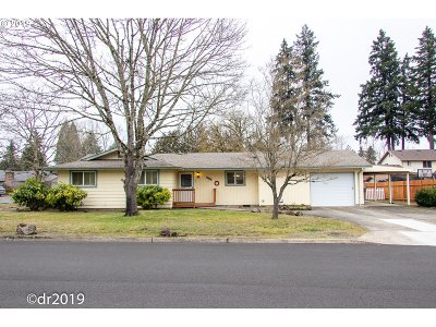 Canby Single Family Home Sold: 1120 NE 11th Pl