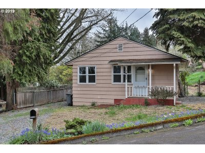 Single Family Home For Sale: 1407 E 41st Ave