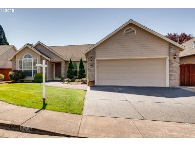 Keizer Single Family Home For Sale: 988 Stonebridge Ave