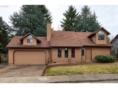 McMinnville Single Family Home For Sale: 1340 SW Dorothy St