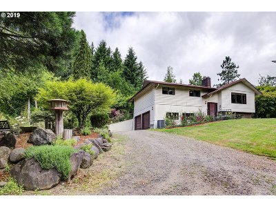 Washougal Single Family Home For Sale: 32421 NE Ammeter Rd
