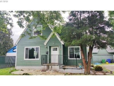 Single Family Home For Sale: 6208 NE Killingsworth St