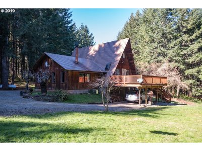 Single Family Home For Sale: 18421 S Valley Vista Rd