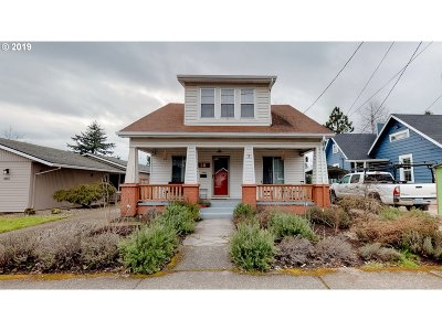Portland Single Family Home For Sale: 4309 SE 76th Ave