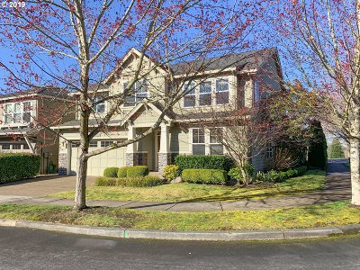 Happy Valley Single Family Home Pending: 11595 SE Aerie Crescent Rd