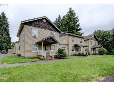 Washington County Multi Family Home Pending: 8273 SW Durham Rd