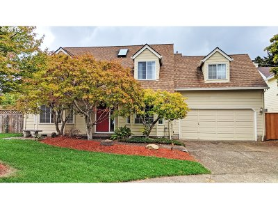 Beaverton Single Family Home For Sale: 2180 NW 159th Pl