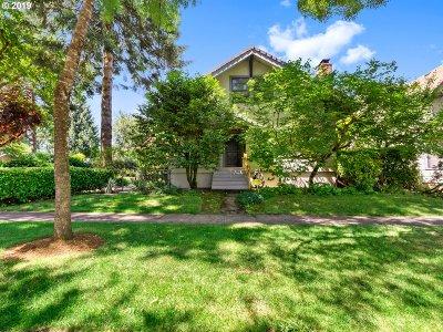 Single Family Home For Sale: 7929 N Dana Ave